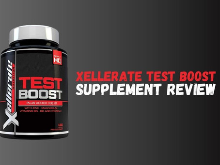 Xellerate Test Boost Supplement Review [Full Guide]