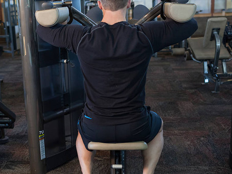 The Machine Lateral Raise Exercise Guide