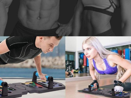 5 Best Push Up Boards You Can Get On Amazon [Top 5]