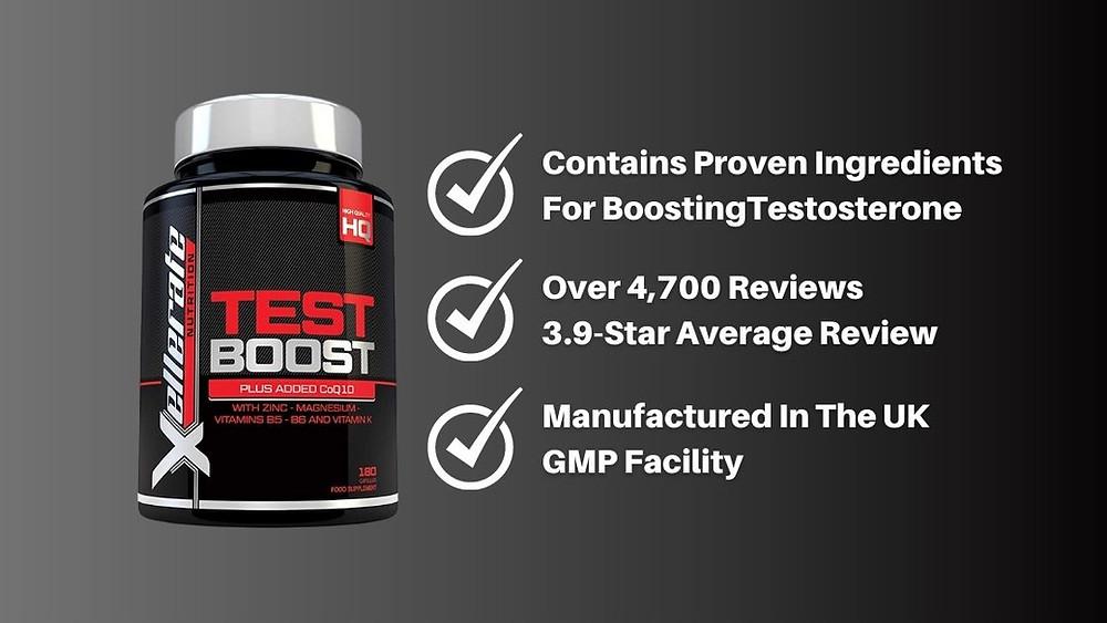 xellerate test boost supplement benefits
