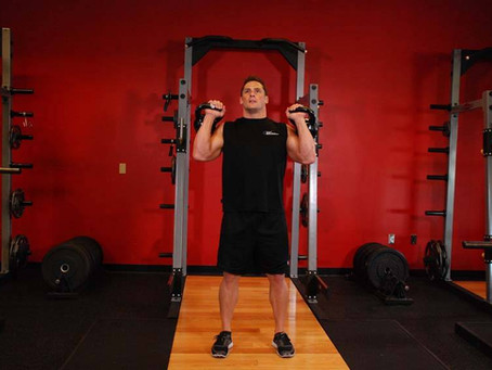The Kettlebell Seesaw Press Shoulder Exercise Guide