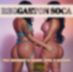 Tha Hot$hot - Reggaeton Soca Artwork (Di