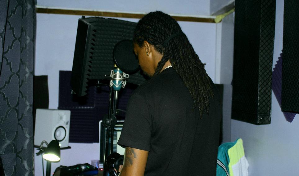 Tha Hot$hot at Knockin Studios on April