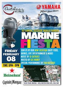 1st Annual Outdoor World Yamaha Marine F