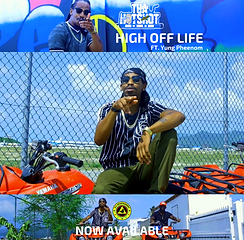 Tha Hot$hot - High Off Life Music Video