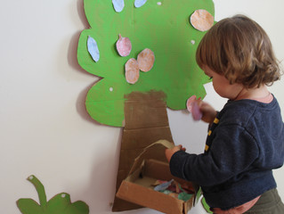 Learning with the Hungry Caterpillar Tree
