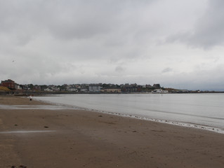 Cleaning Ballyholme Beach