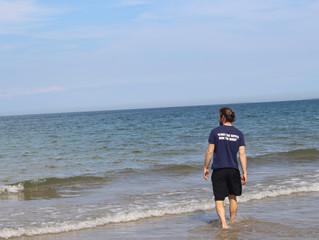 Cleaning Balywalter Beach
