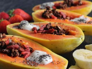 Papaya Seed Boats