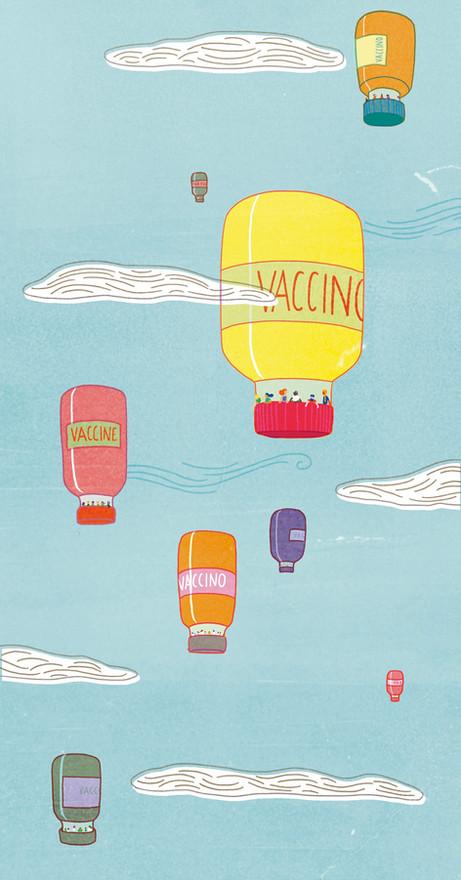 Vax Balloons