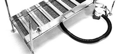 KTLN6-SL2  Sluice W/PH1 Power Head, 800 GPH Pump and Stand