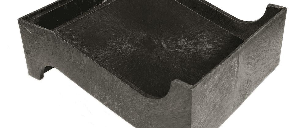 GC9  Gold Cube - Blank Tray