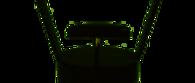 MG2  8 lb. Magnetic Black Sand Seperator