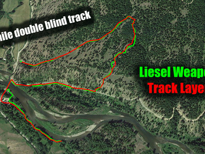 2 Mile Track by Liesel Weapon