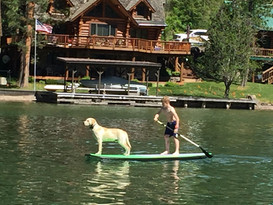 Paddle Board Jake