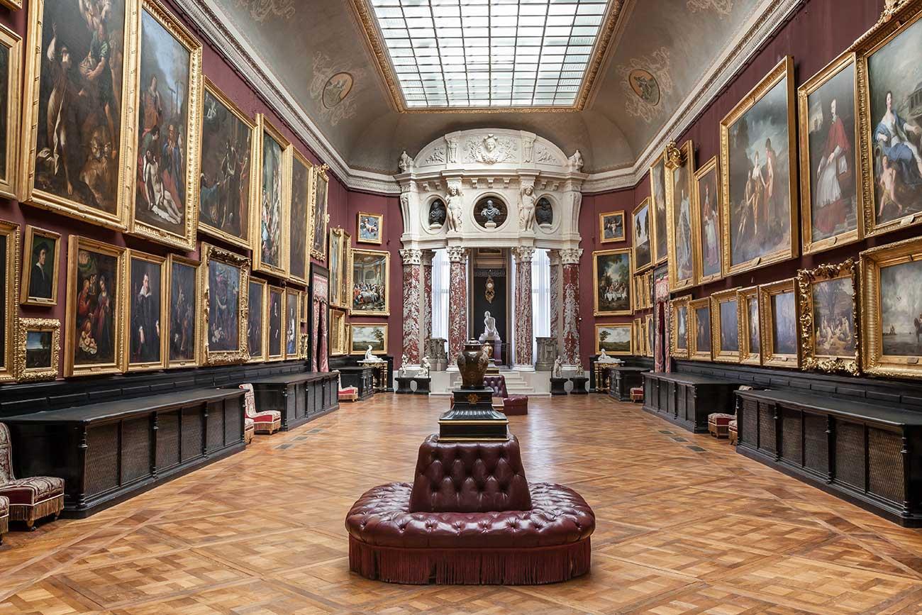Galerie-de-peinture