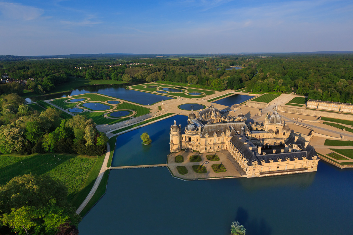 DOMAINE-DE-CHANTILLY
