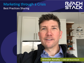 Sharing our Learning's - Wealth Marketing through a Crisis