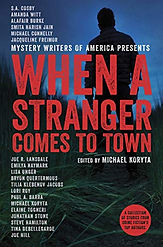 When a Stranger Comes to Town Cover art.
