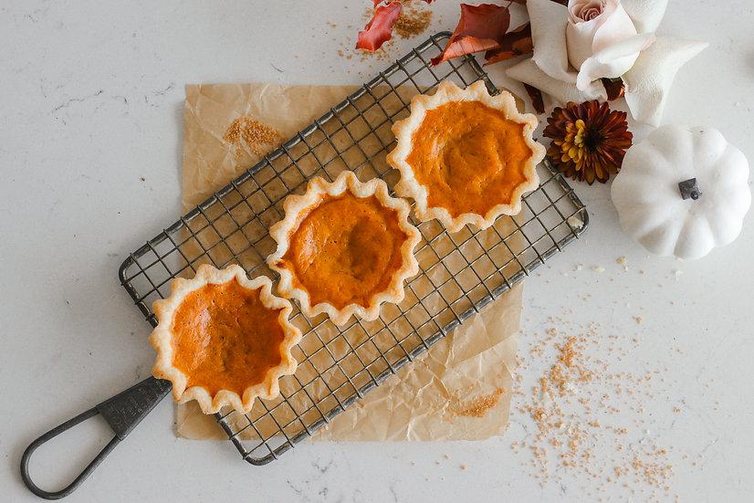 Personal Pumpkin Pies (2)