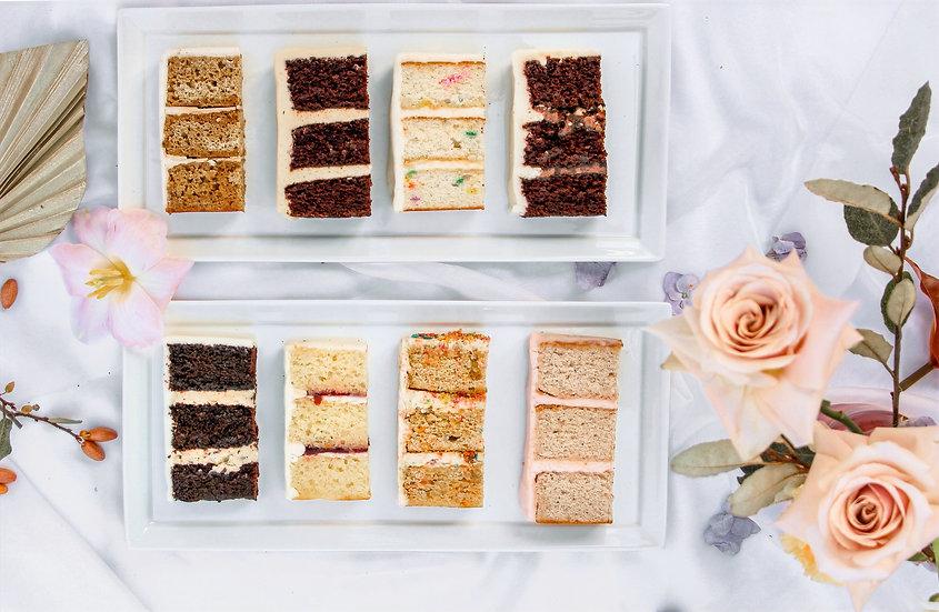 Cake Tasting Flight