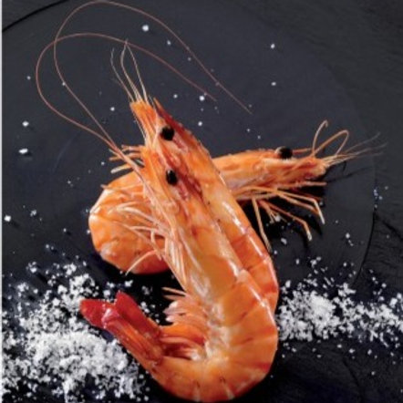 Gambas Sauvages Cuites