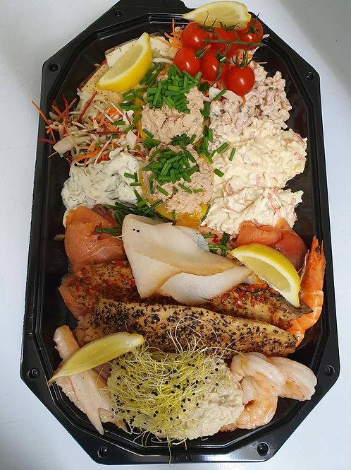 poissonnerie-écailler-traiteur- plateaux de fruits de mer- huîtres- crustacés-la-passion du gout-huîtres-plateaux-mercator