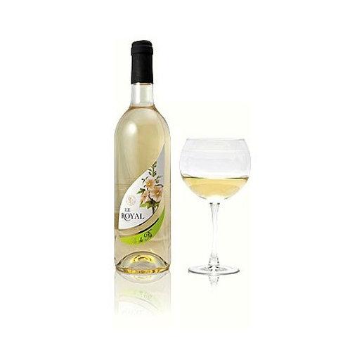 Vin blanc LE ROYAL de l'île de ré