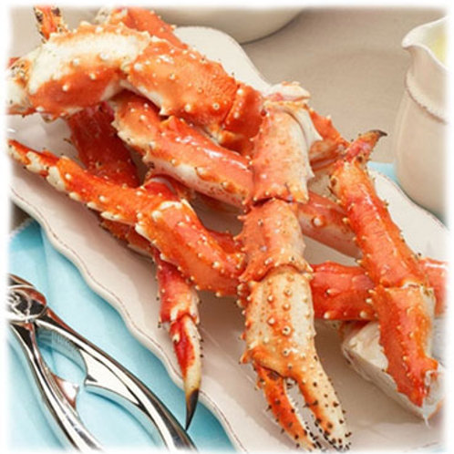 King Crabe patte cuite