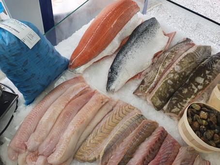 La poissonnerie La passion du goût cette semaine.