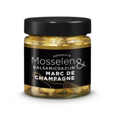 Moules Marc de Champagne 100 gr