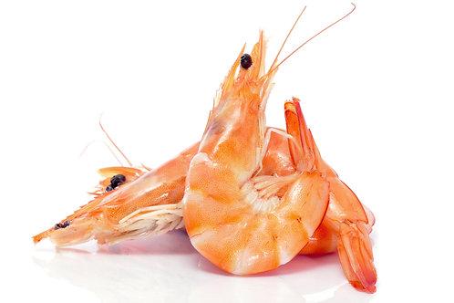 poissonnerie-écailler-traiteur- plateaux de fruits de mer- huîtres- crustacés-la passion du gout-crevettes bouquet