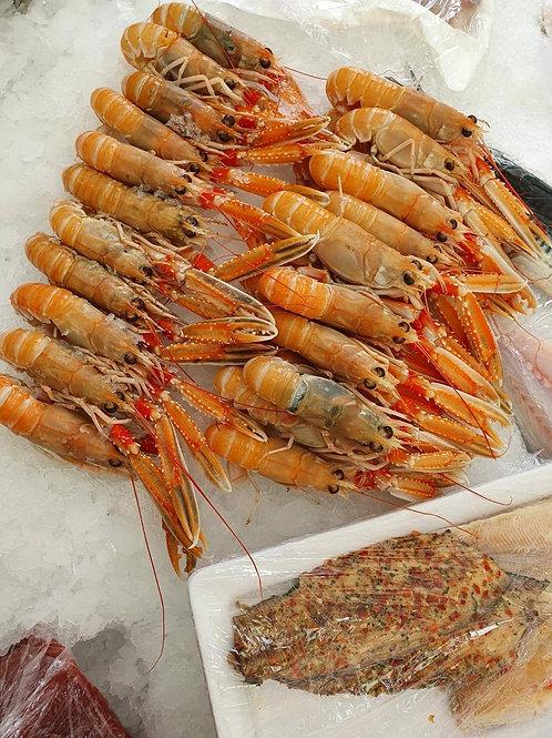 poissonnerie-écailler-traiteur- plateaux de fruits de mer- huîtres- crustacés-la passion du gout-langoustines