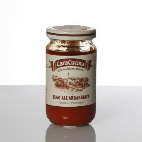 Sauce tomate Arrabiata 180 gr