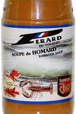 Soupe de homard PERARD 780 gr
