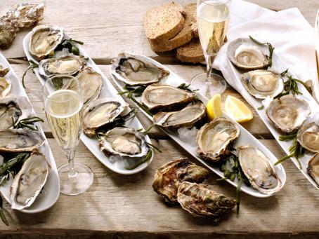 Pendant les jours de fêtes, régalez-vous avec les huîtres de Prins & Dingemanse