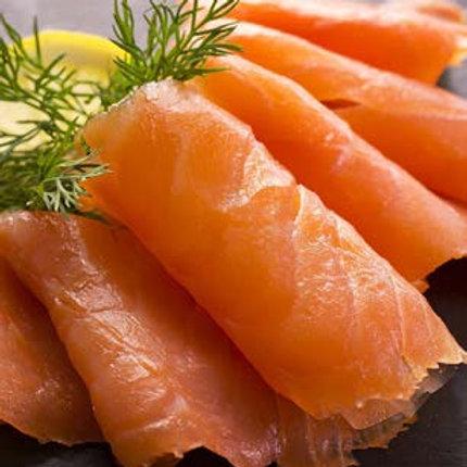 poissonnerie-écailler-traiteur- plateaux de fruits de mer- huîtres- crustacés-la-passion-du-gout-epicerie-fine-saumon-fumé
