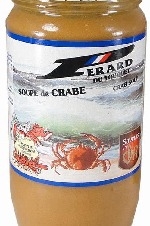 Soupe de crabe PERARD 780 gr