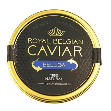 Royal belgian caviar beluga-caviar-plaisir