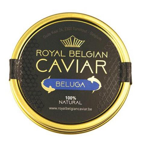 Belgian caviar - Beluga