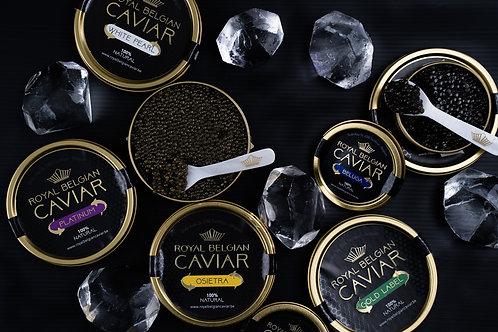 caviar plaisir boutique en ligne ligne de caviar livraison belgique luxembourg royal belgian caviar