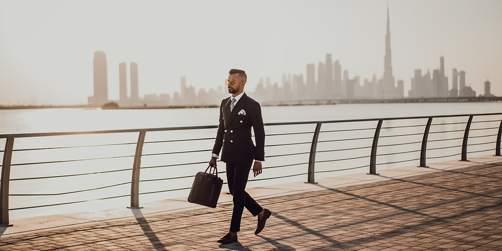 Dubai Academy (International Business Kick- Off 2022)