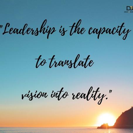 Leadership: Das Maß aller Dinge im Business