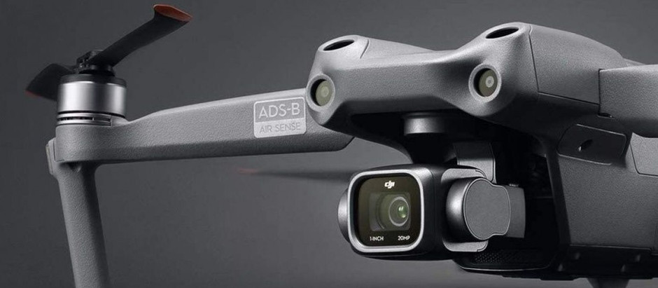 DJI Air 2S: Απογείωσε τα πλάνα του ταξιδιού σου, με το νέο Drone της DJI!