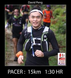 David Peng 15km 130HR