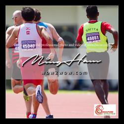 2018_Singapore Masters_0717 [Men M45 800m running back view 45051 SMTFA and 45040 F1 Koh Leong]
