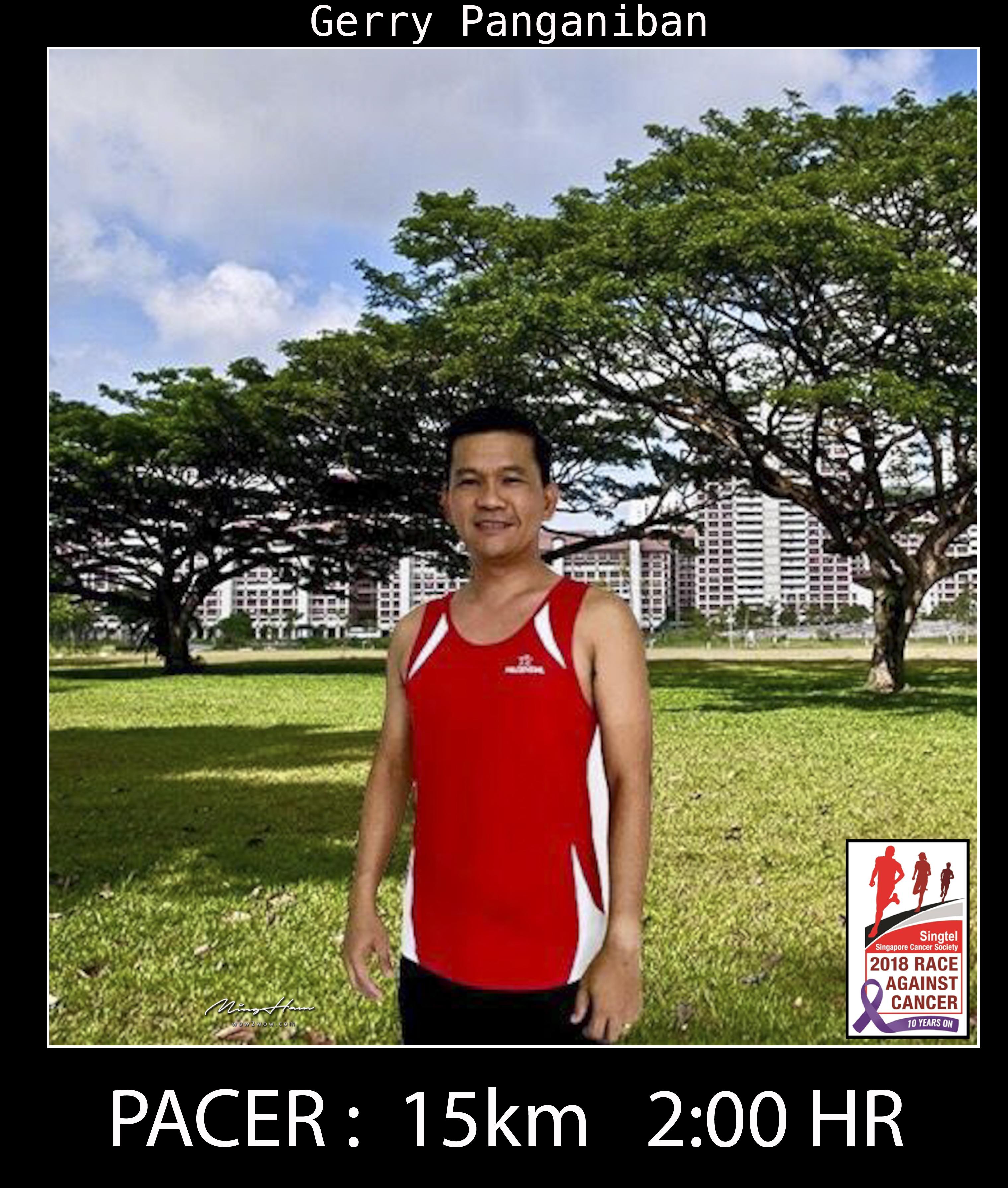15km #27 Gerry Panganiban MH