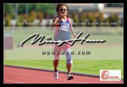 2018_Singapore Masters_0359 [Women M60 200m winner running SMA 60016]