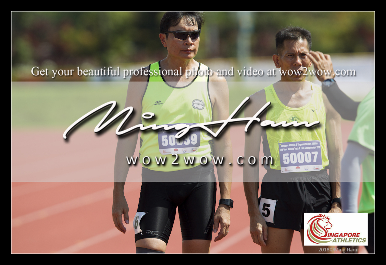 2018_Singapore Masters_0743 [Men M50 800m at start line 50039 SMTFA and 50007 MR25]