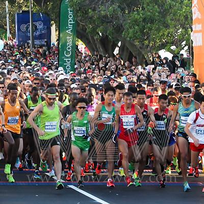 Gold Coast Airport Marathon 2016